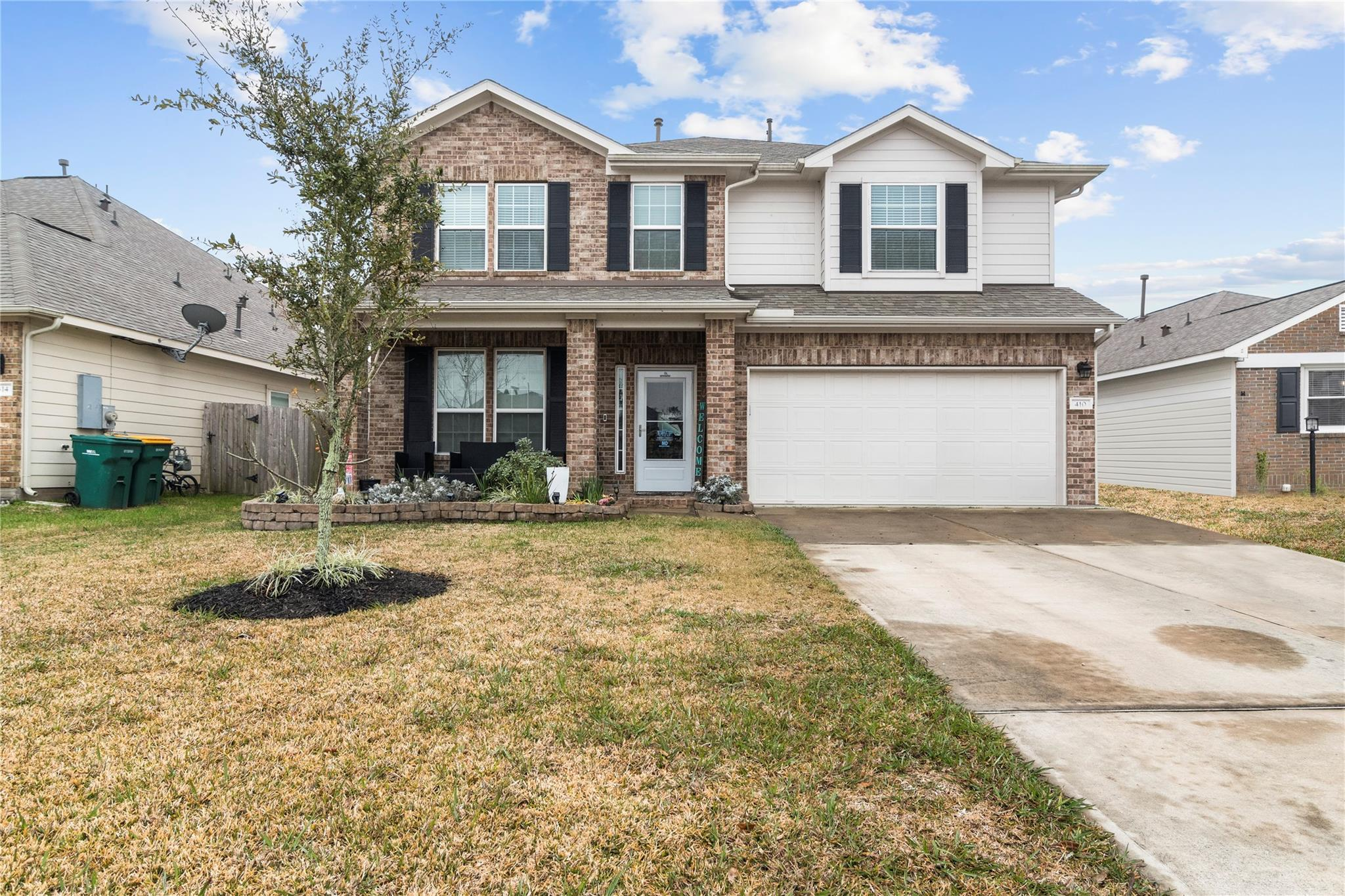 410 Havenstone Lane Property Photo - La Marque, TX real estate listing