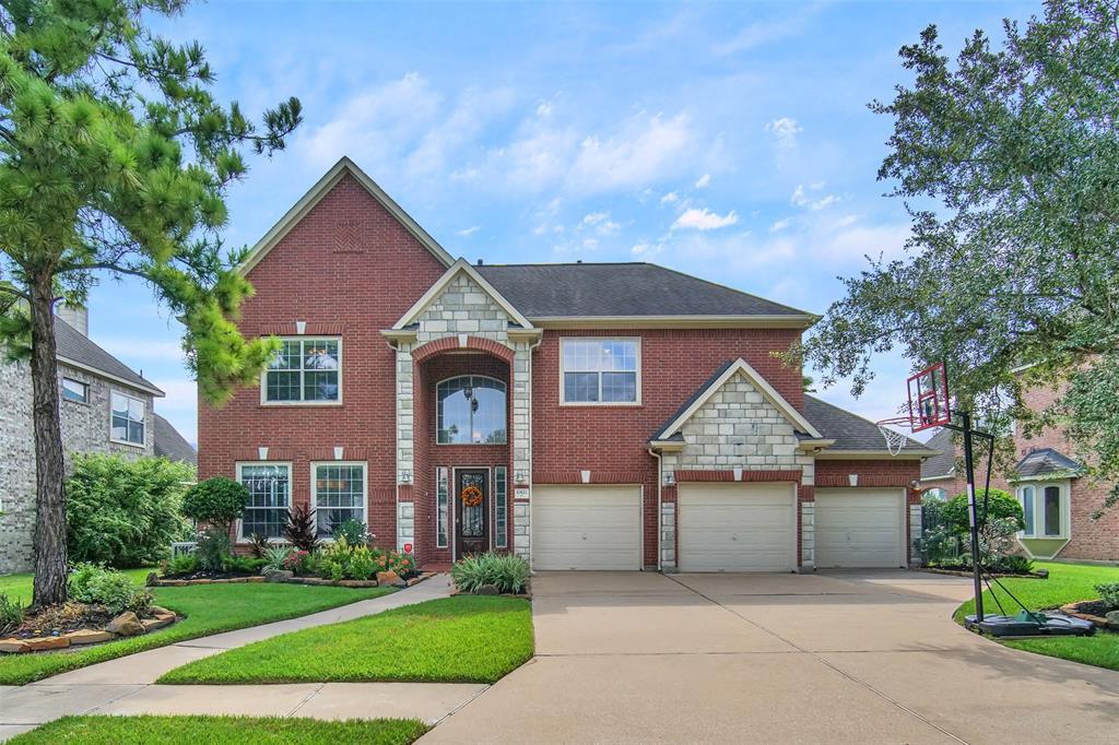 10622 Opal Ridge Drive Property Photo - Houston, TX real estate listing