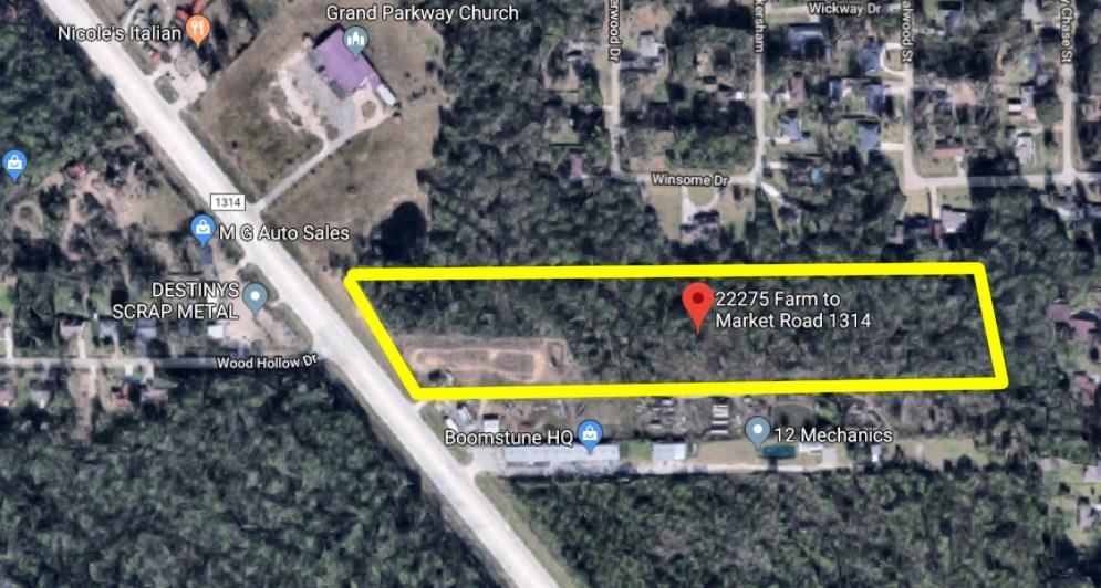 22275 Fm 1314 Road Property Photo - Porter, TX real estate listing