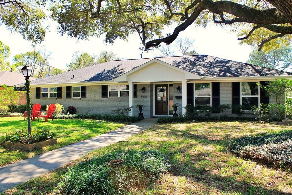 5635 Sylmar Road Property Photo - Houston, TX real estate listing