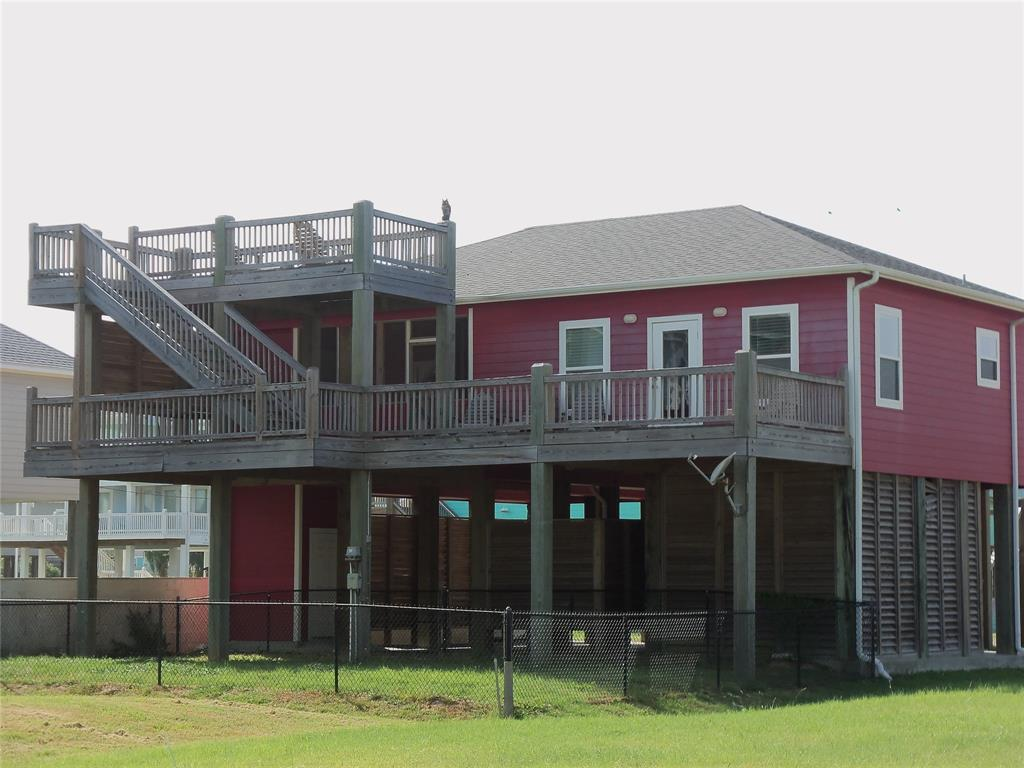 2100 Reid Road Property Photo - Crystal Beach, TX real estate listing