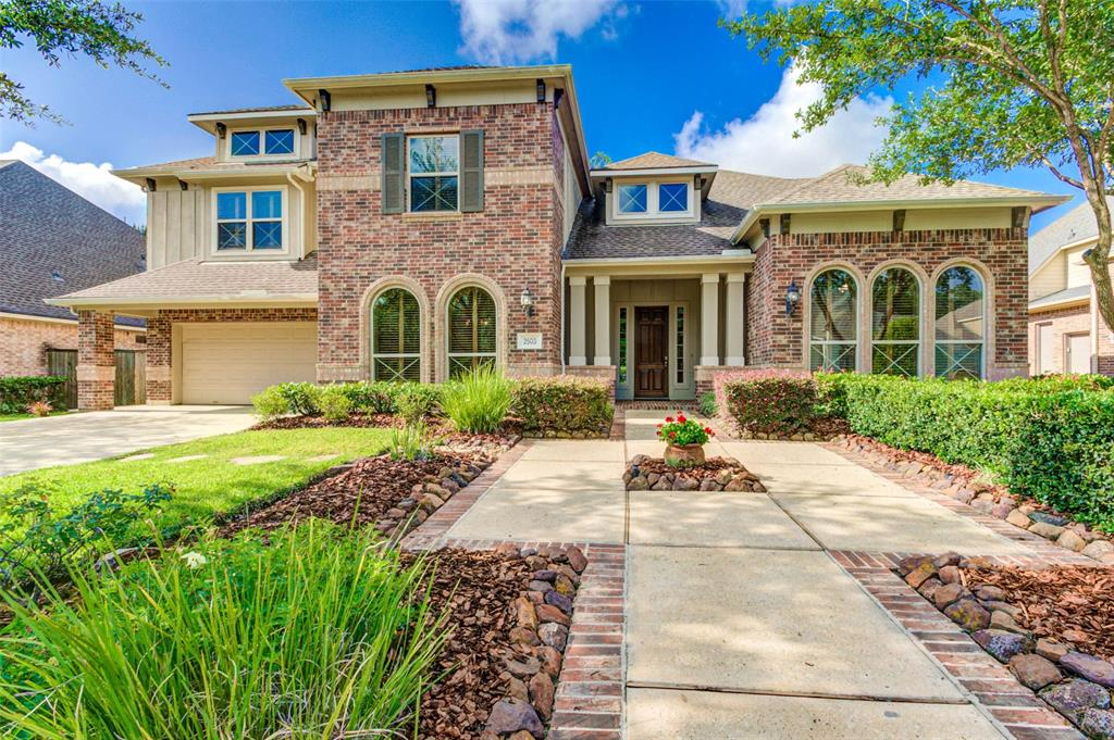 2503 Hendricks Lakes Drive Property Photo - Spring, TX real estate listing