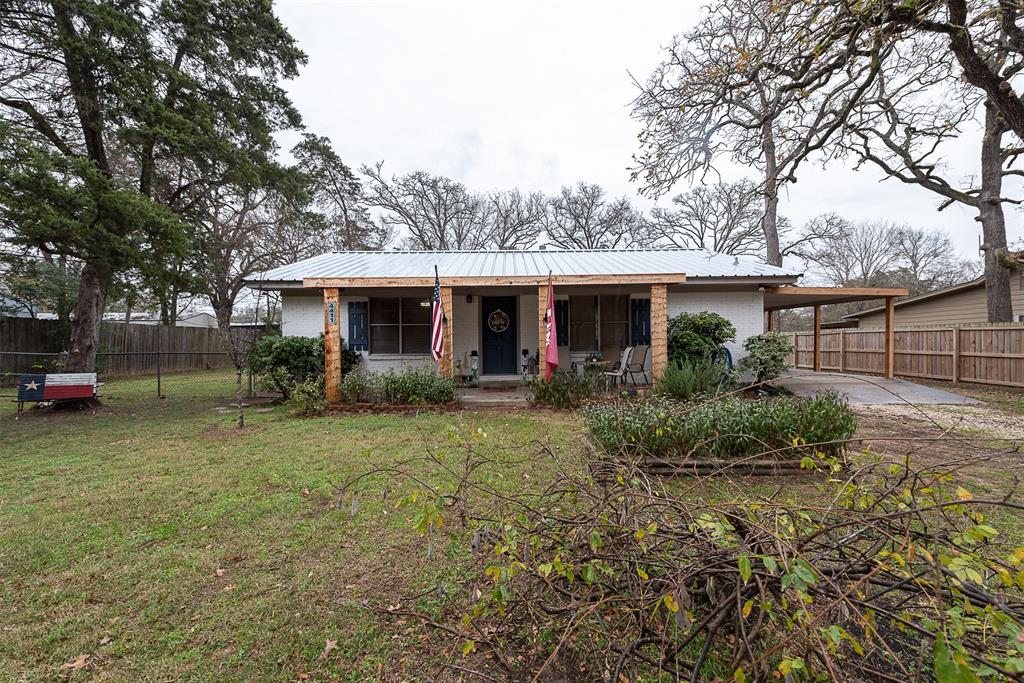 4411 N Texas Ave Property Photo - Bryan, TX real estate listing