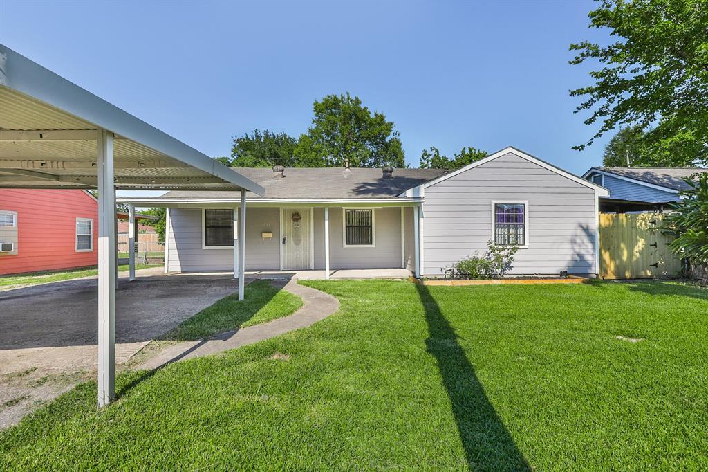 1415 Horatio Street Property Photo - Houston, TX real estate listing