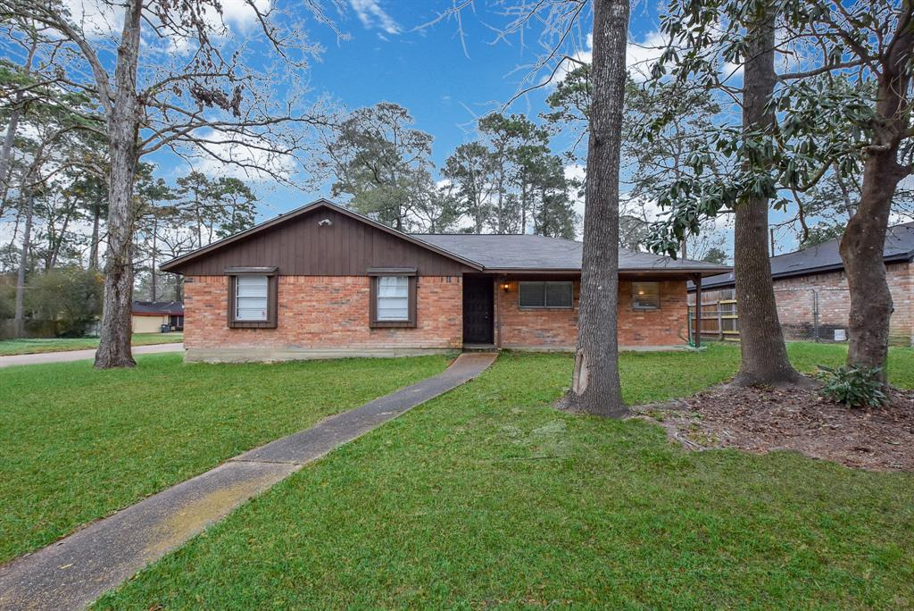 2003 Woodway Drive Property Photo - Woodbranch, TX real estate listing