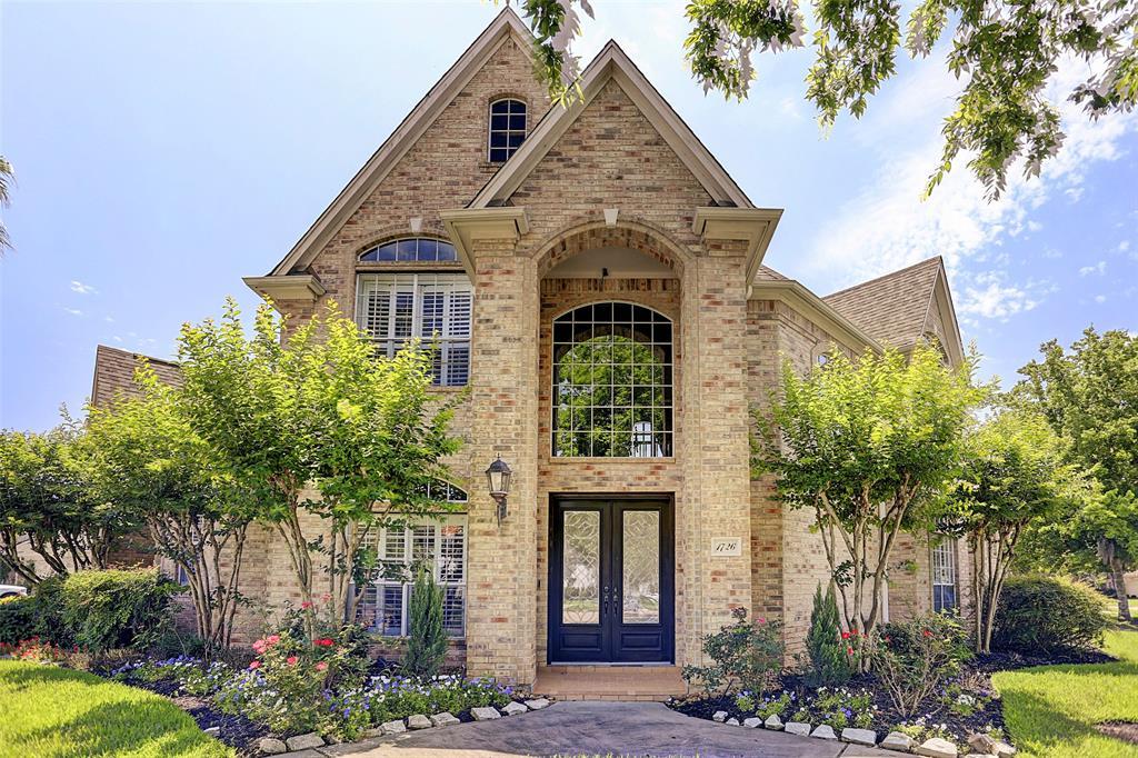 1726 Peppervine Way Property Photo - Sugar Land, TX real estate listing