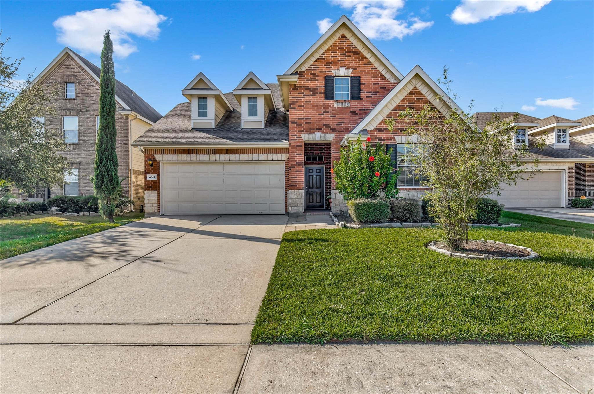 6611 Rusk Landing Ct Court Property Photo - Houston, TX real estate listing