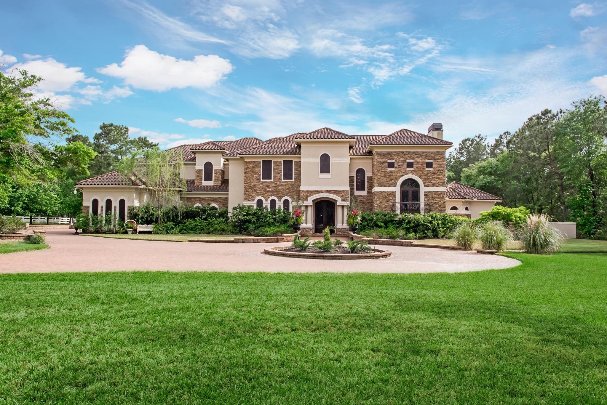 28232 Timber Oaks Court Property Photo - Magnolia, TX real estate listing