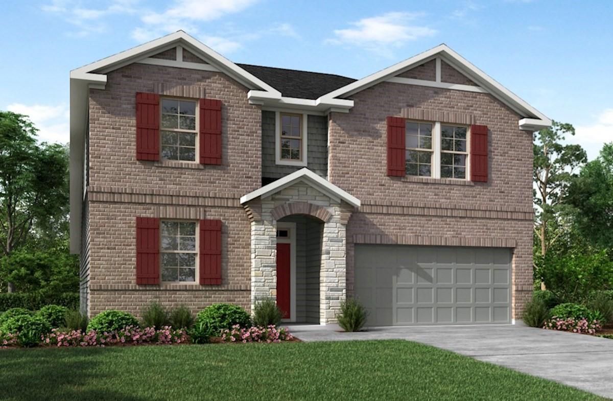 6818 Verbena Blossom Trail Property Photo - Katy, TX real estate listing