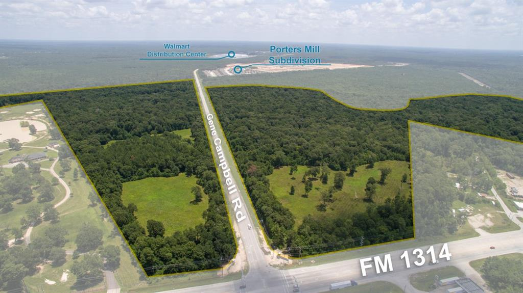 0 FM 1314, New Caney, TX 77357 - New Caney, TX real estate listing