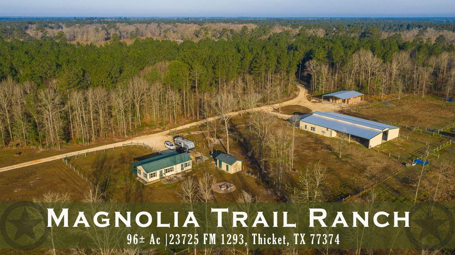 23725 FM 1293 Property Photo - Thicket, TX real estate listing