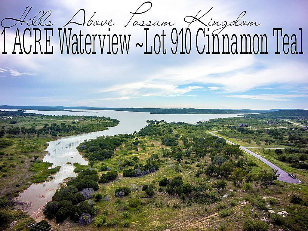 Lot 910 Cinnamon Teal, Graford, TX 76449 - Graford, TX real estate listing