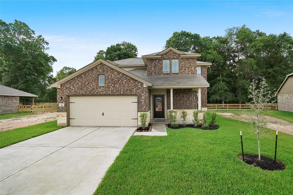 214 Rocky Ridge Drive Property Photo - Anahuac, TX real estate listing
