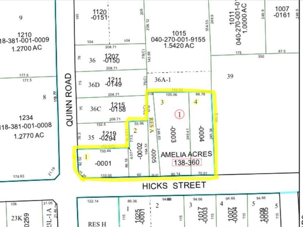 Amelia Acres Real Estate Listings Main Image