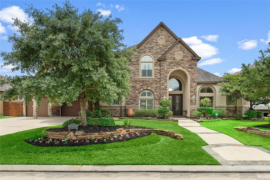 15719 Jordan Canyon Lane Property Photo - Cypress, TX real estate listing
