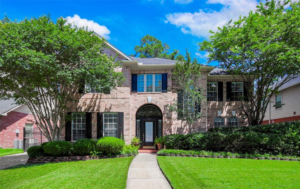 415 Savannah Springs Way Property Photo - Spring, TX real estate listing