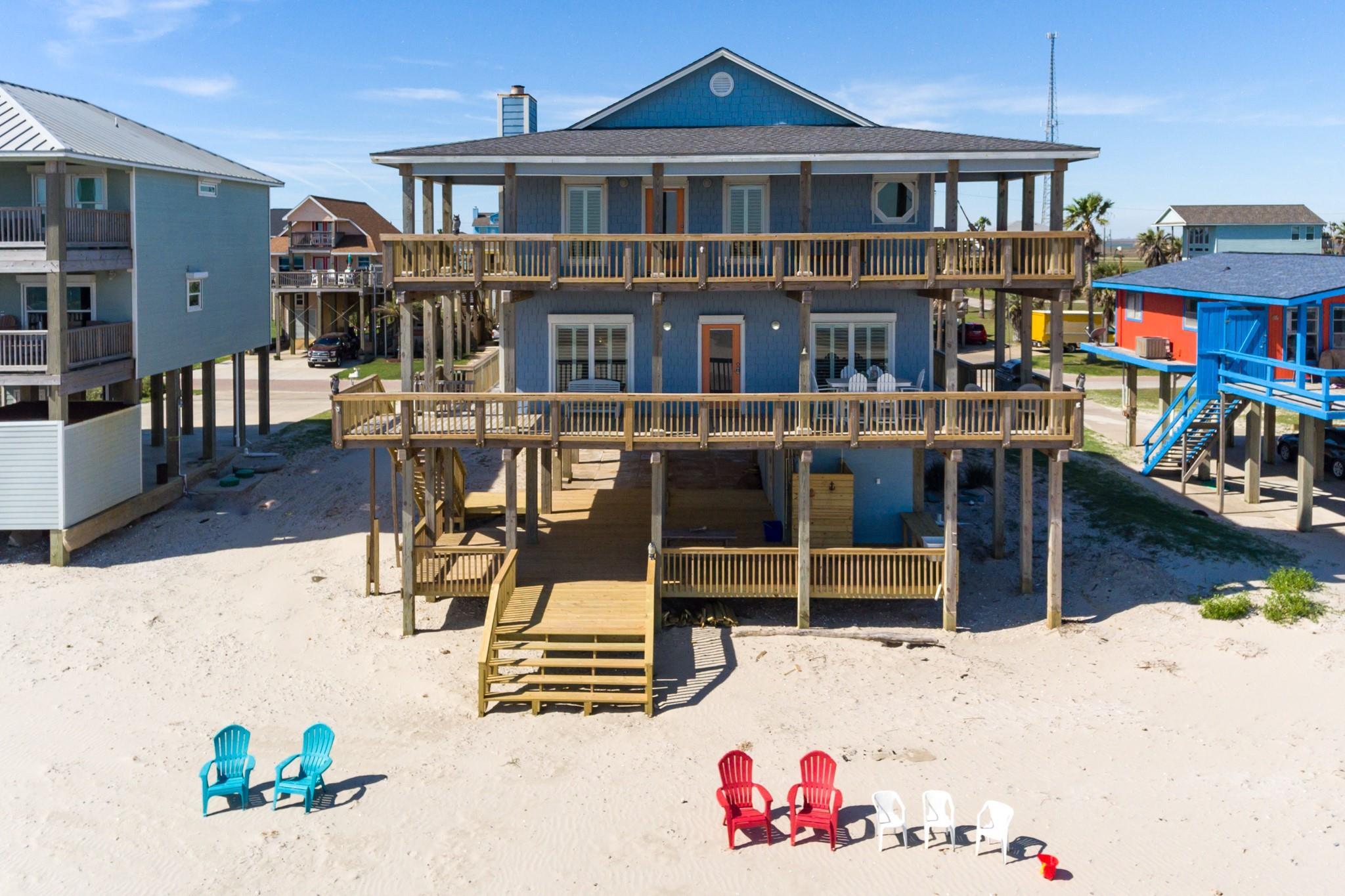 13134 Gulf Beach Drive Property Photo - Freeport, TX real estate listing