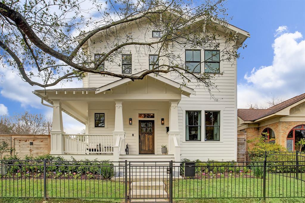 827 Teetshorn Street, Houston, TX 77009 - Houston, TX real estate listing