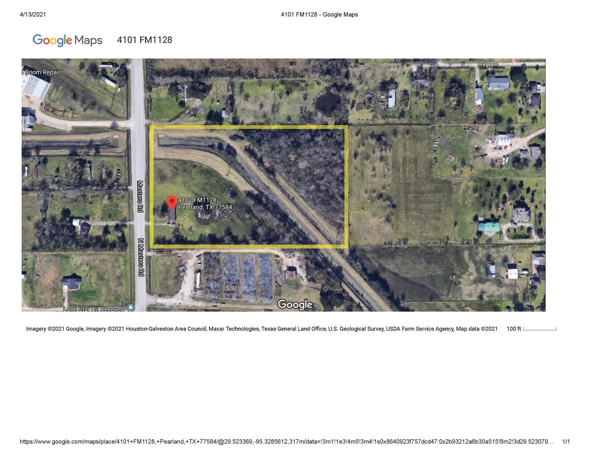 4101 Fm 1128 Road Property Photo
