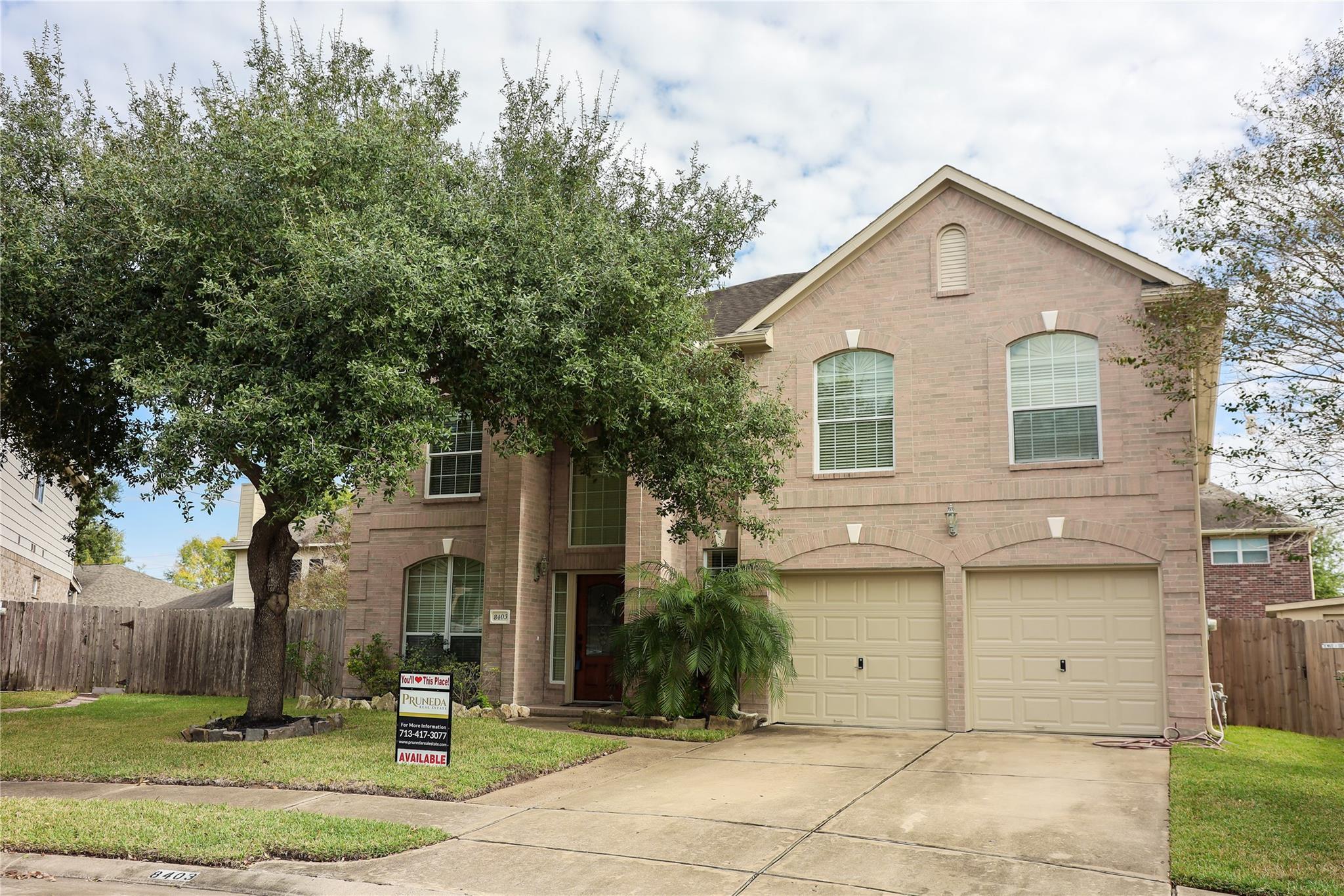 8403 Spotslyvania Lane Property Photo - Houston, TX real estate listing