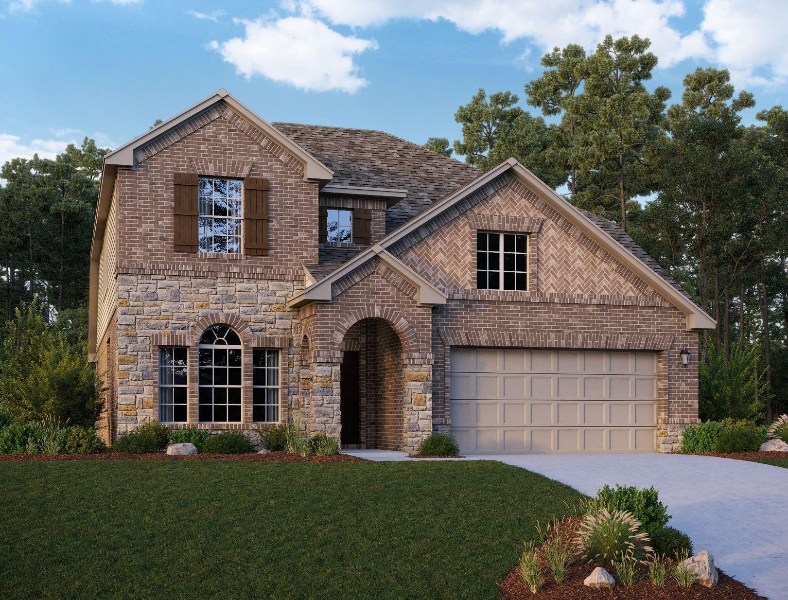 2614 Westward Hill Drive Property Photo
