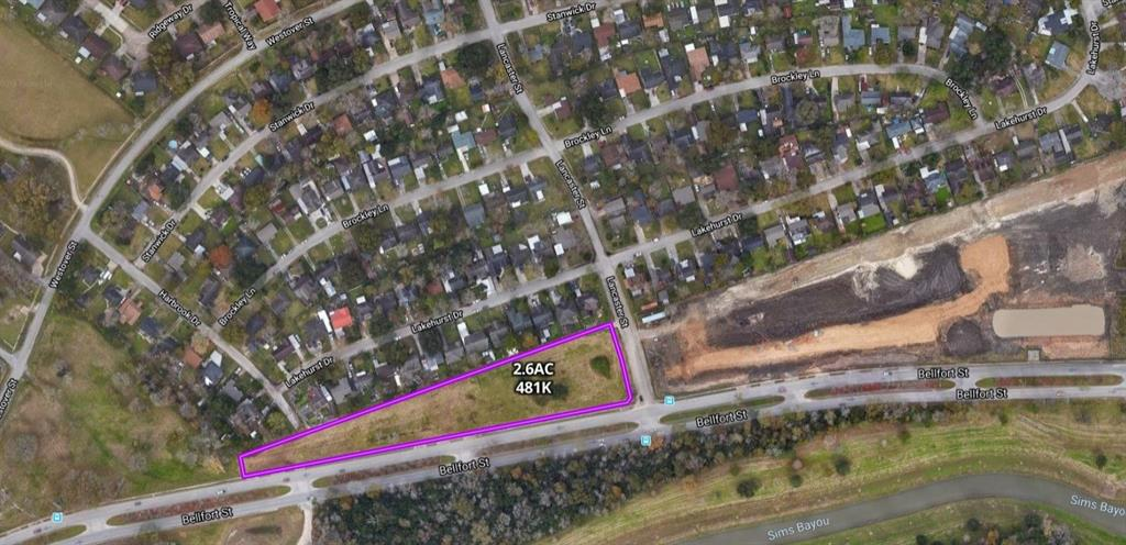 7355 Bellfort Street Property Photo - Houston, TX real estate listing