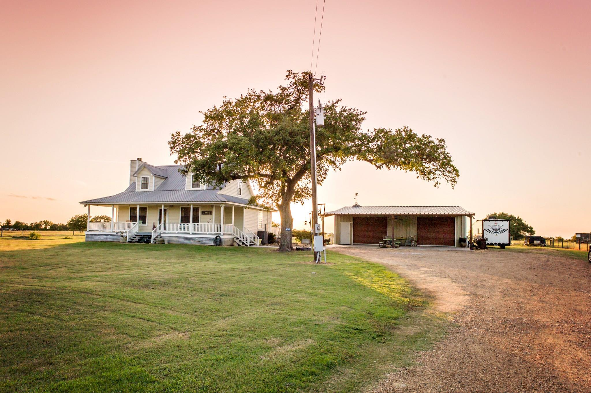 4302 Texas Highway 237 Highway Property Photo - Warrenton, TX real estate listing