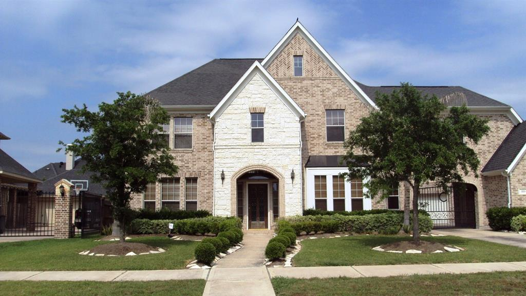 3715 Quiet Falls Drive, Manvel, TX 77578 - Manvel, TX real estate listing
