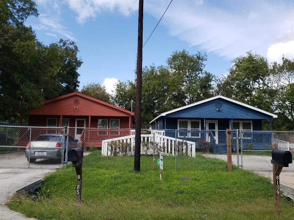 8135, 8139 Kenton Street Property Photo - Houston, TX real estate listing