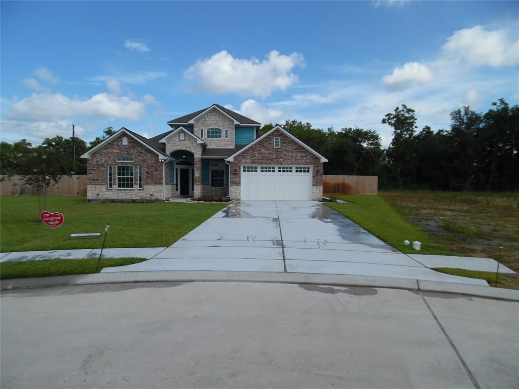 3147 E Tower Circle Property Photo - Santa Fe, TX real estate listing