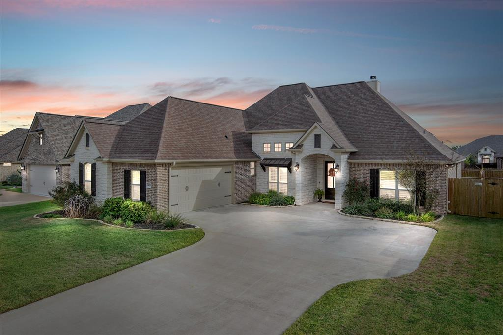 4108 Wild Creek Court, College Station, TX 77845 - College Station, TX real estate listing