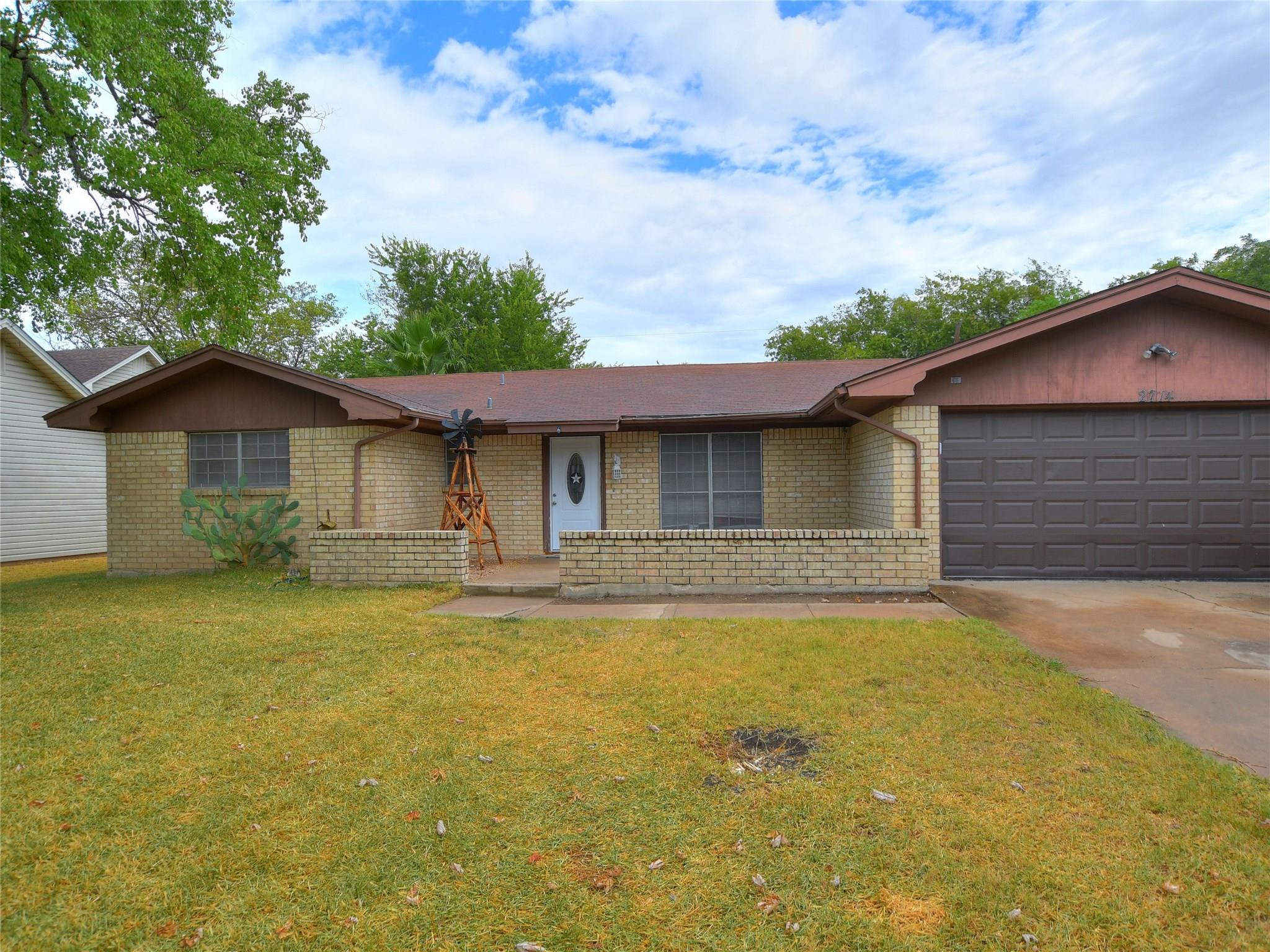 2714 Bunker Hill Drive Property Photo - Temple, TX real estate listing