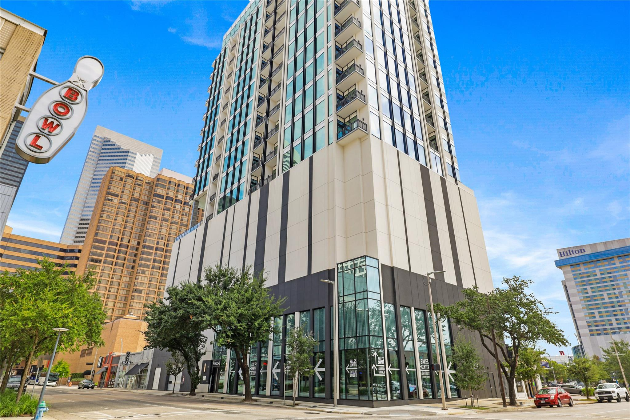 1211 Caroline Street #1209 Property Photo - Houston, TX real estate listing