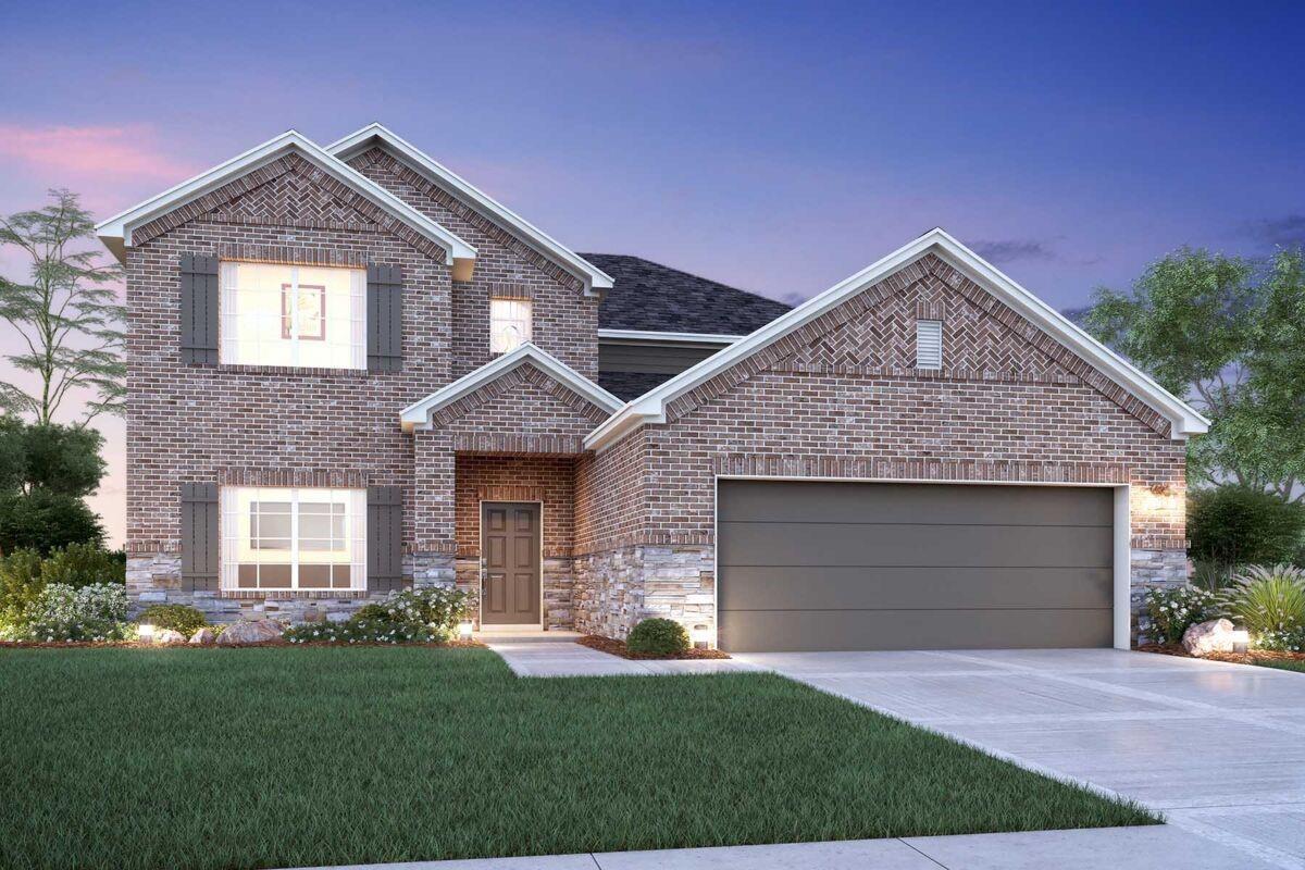 2618 Blue Abbott Drive Property Photo