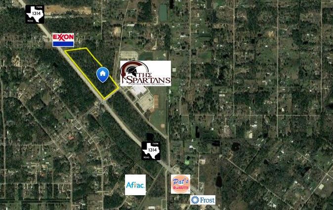 111 FM 1314 Road Property Photo - Porter, TX real estate listing