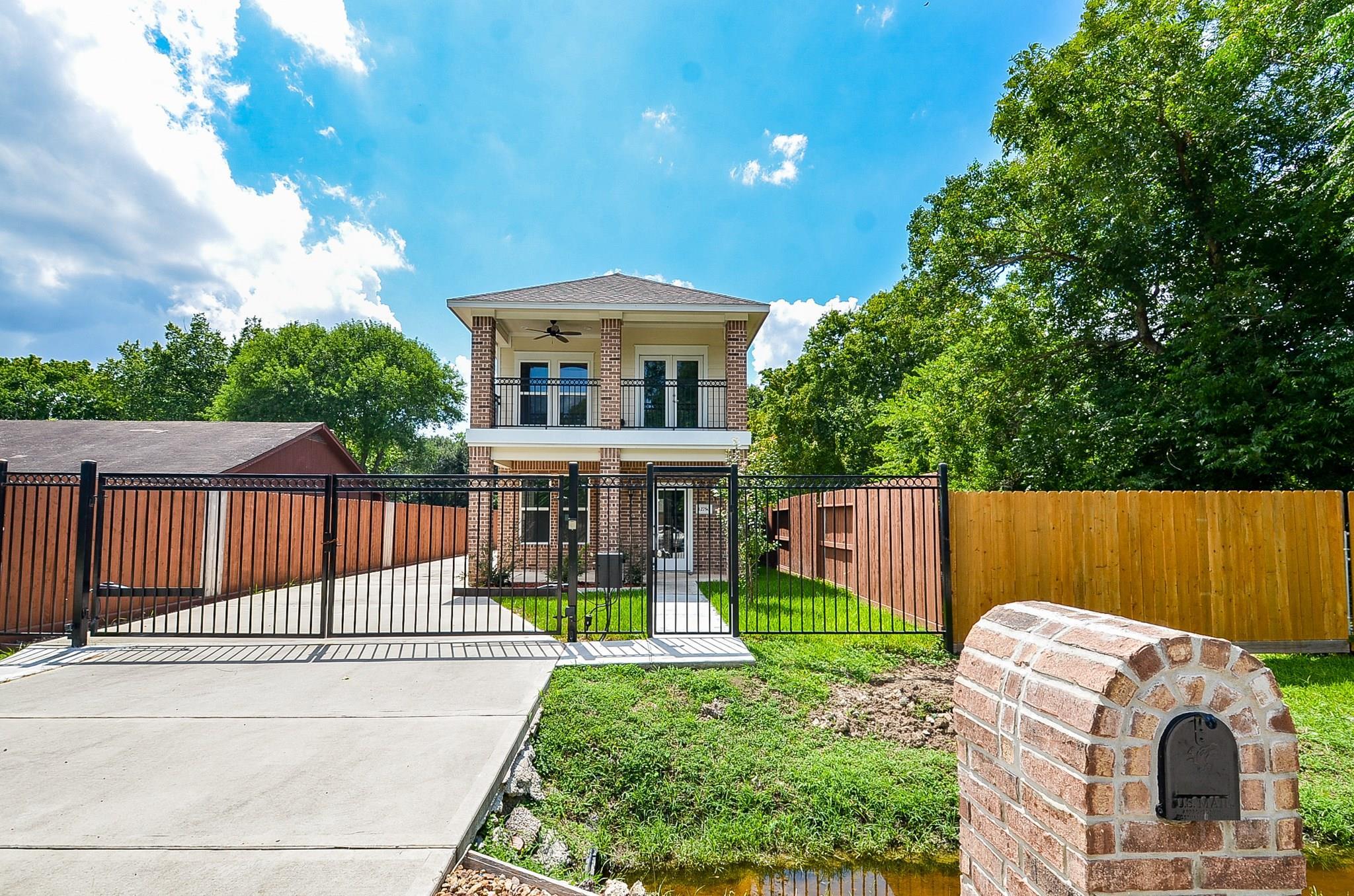 12750 Terrance Street Property Photo - Houston, TX real estate listing
