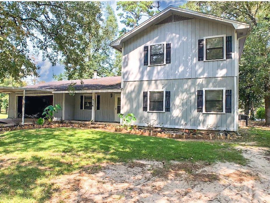 214 Hornbeam Drive Property Photo - Village Mills, TX real estate listing
