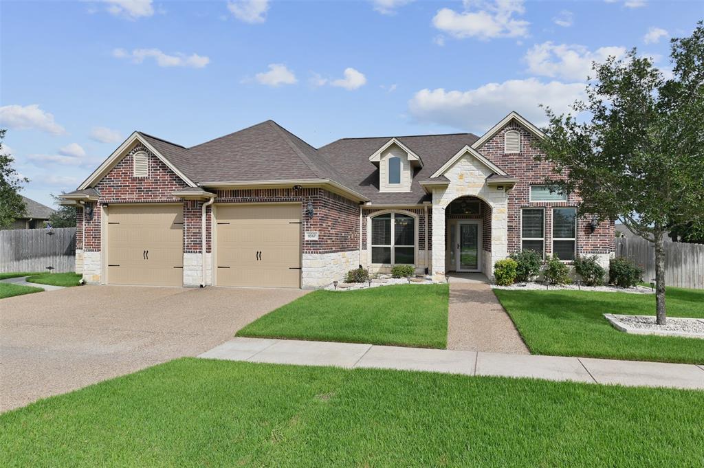 4642 River Rock Drive Property Photo - Bryan, TX real estate listing