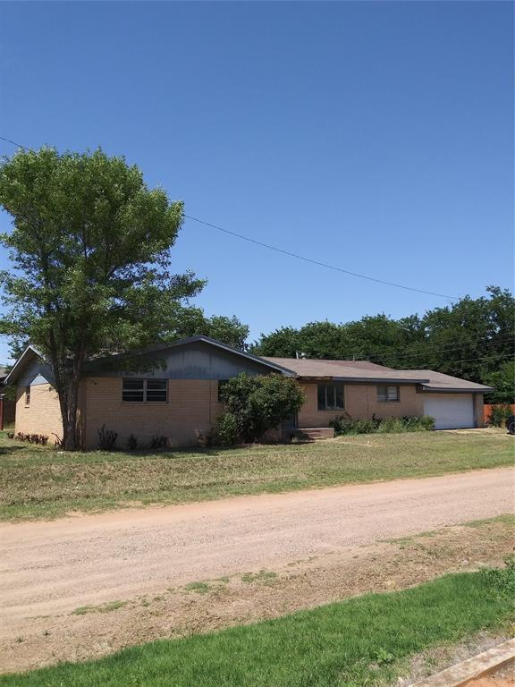 1320 Moody Street Property Photo - Paducah, TX real estate listing