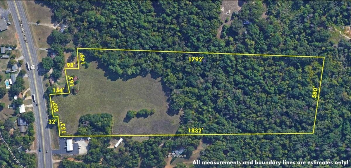 13049 Hwy 31 W Property Photo