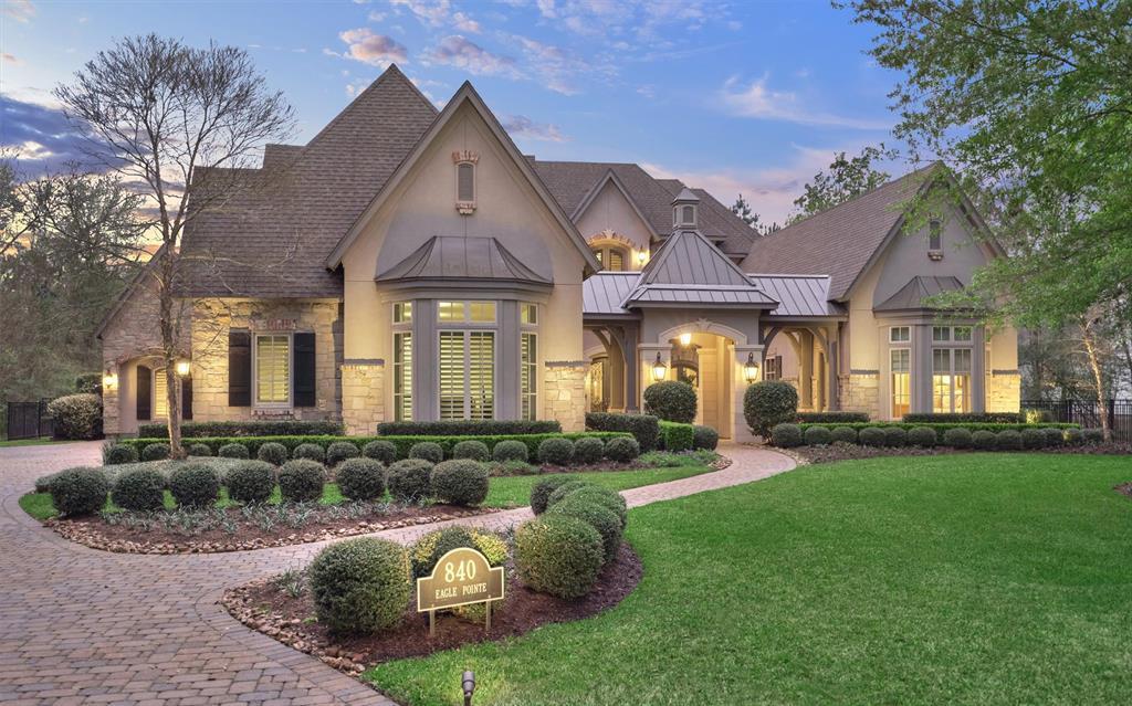 840 Eagle Pointe, Montgomery, TX 77316 - Montgomery, TX real estate listing