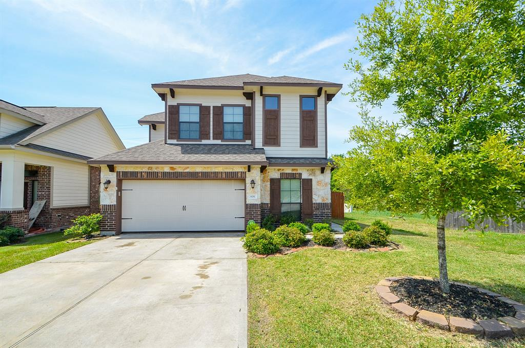 606 Aulia Lane, Spring, TX 77386 - Spring, TX real estate listing