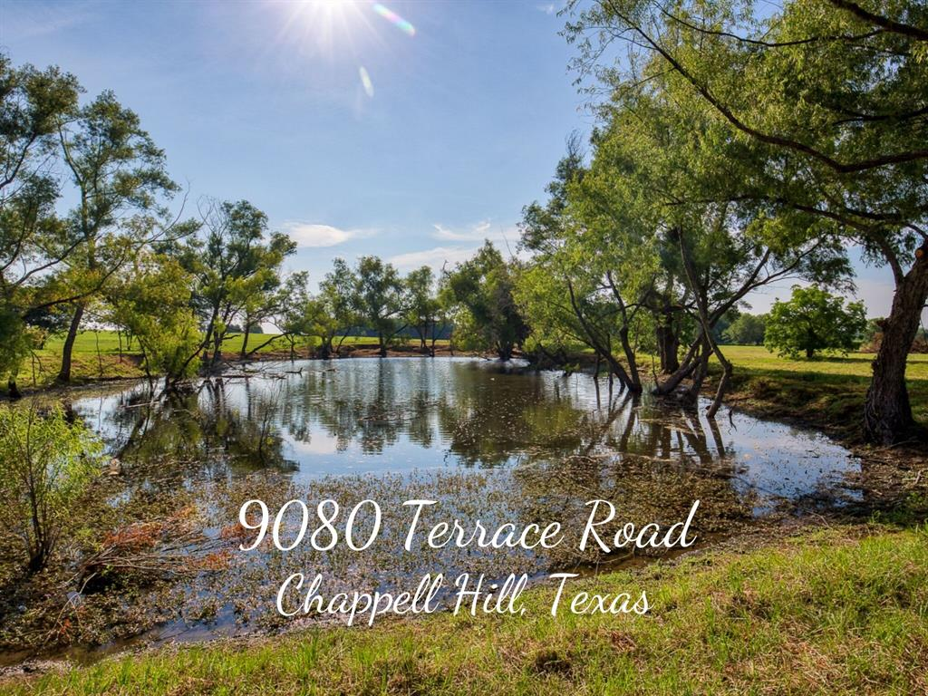 9080 Terrace Road, Chappell Hill, TX 77426 - Chappell Hill, TX real estate listing