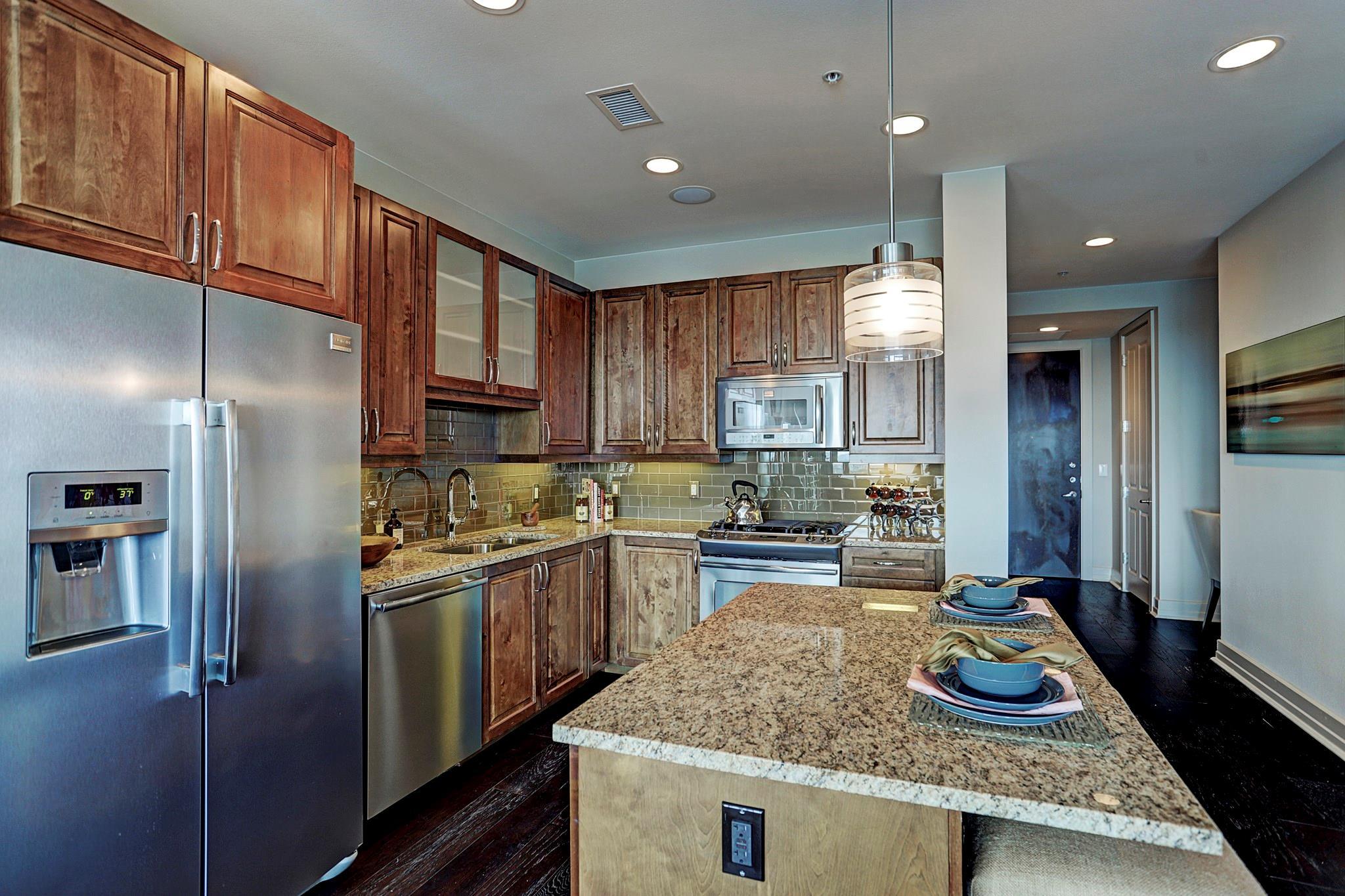 2929 Weslayan Street #807 Property Photo - Houston, TX real estate listing