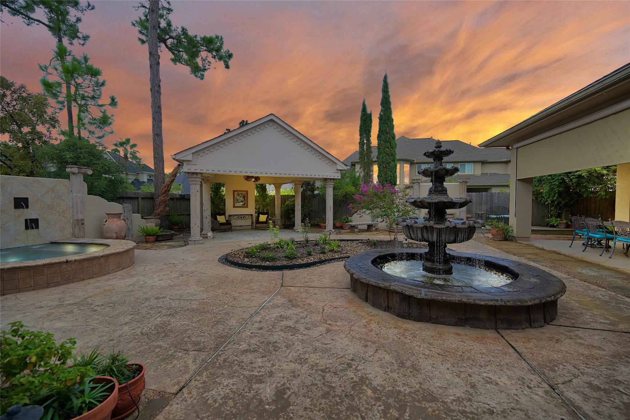7010 South Cross Lane Property Photo - Spring, TX real estate listing