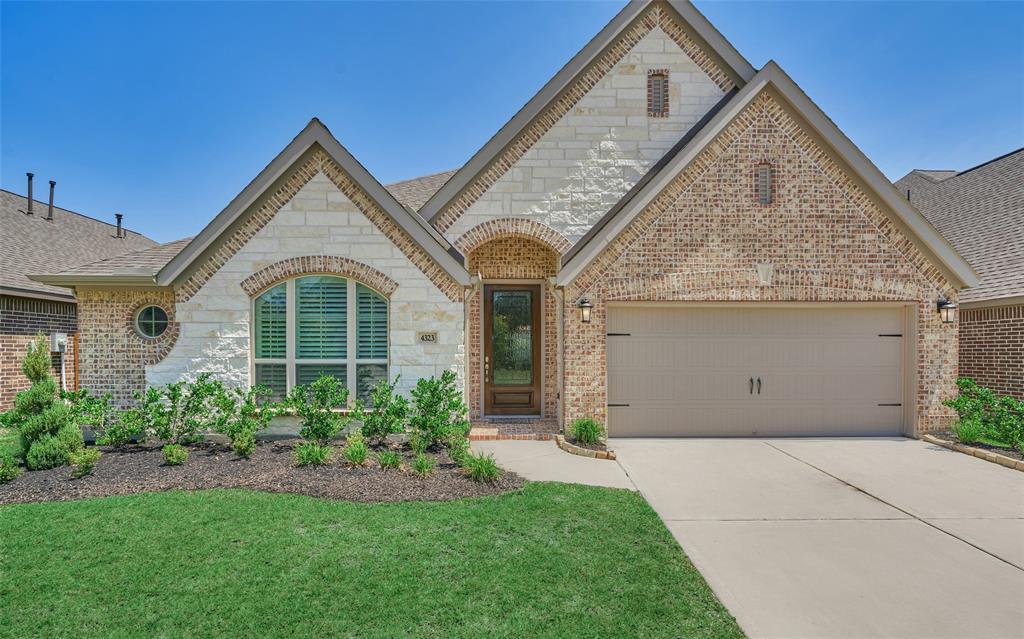 4323 Croft Creek Drive Property Photo - Spring, TX real estate listing