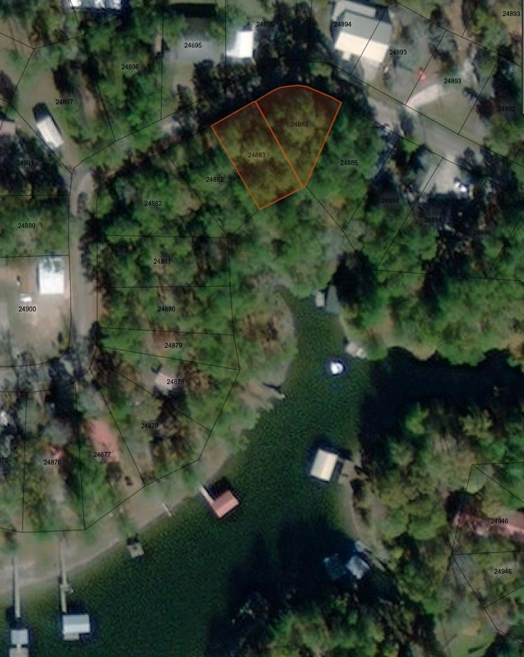 375 S Evergreen Drive Property Photo - Burkeville, TX real estate listing