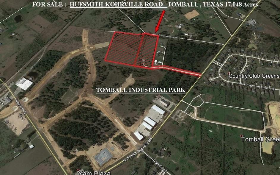 21517 Hufsmith Kohrville Road Property Photo - Tomball, TX real estate listing