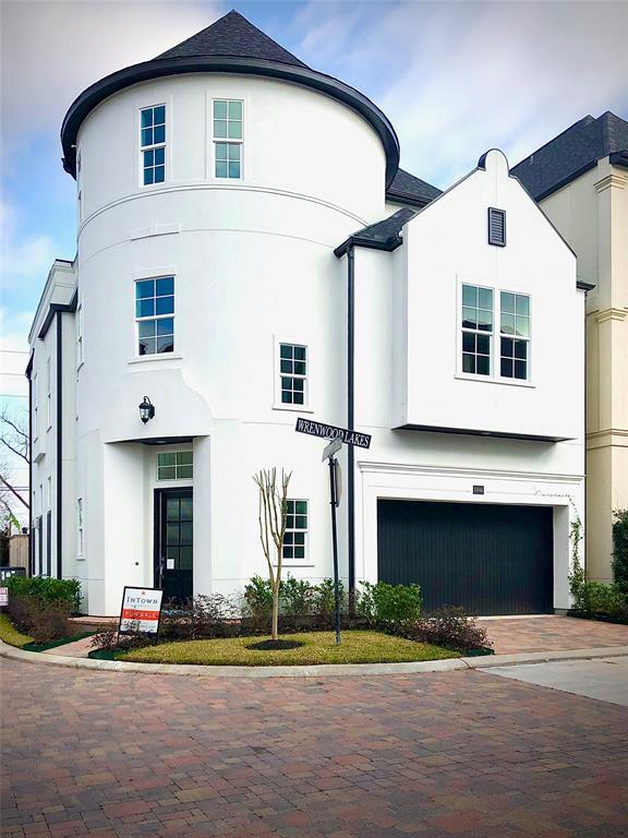 1846 Wrenwood Lakes, Houston, TX 77043 - Houston, TX real estate listing
