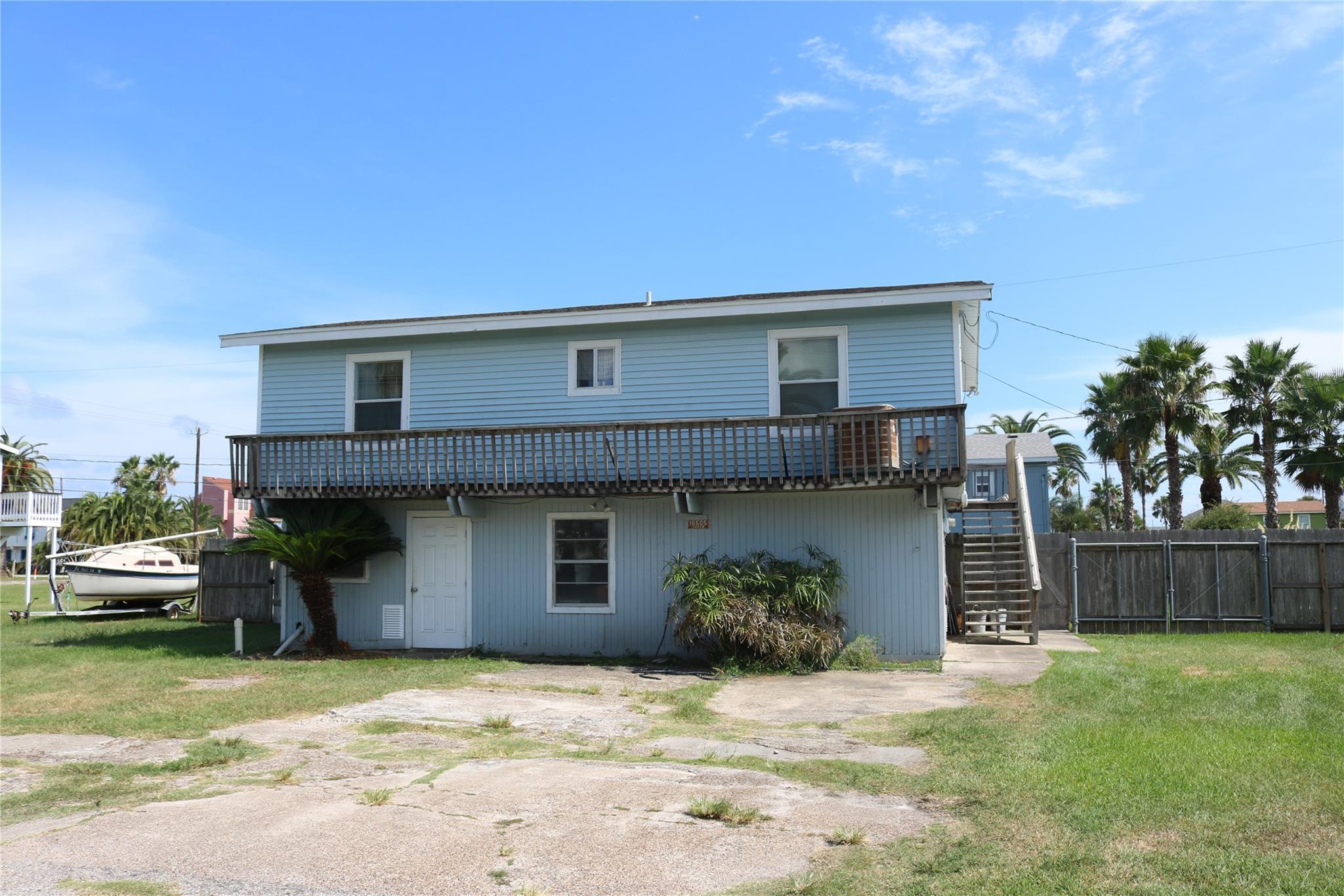 16605 Jean Lafitte Road Property Photo - Jamaica Beach, TX real estate listing